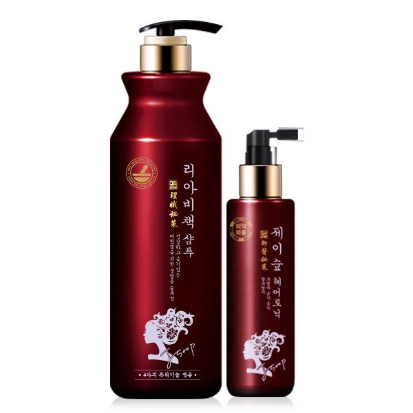 JSOOP<br>Ria secret plan Shampoo+hair thickness