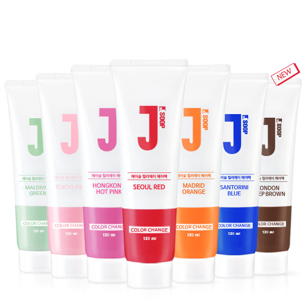 JSOOP<br>Color J Hairpack