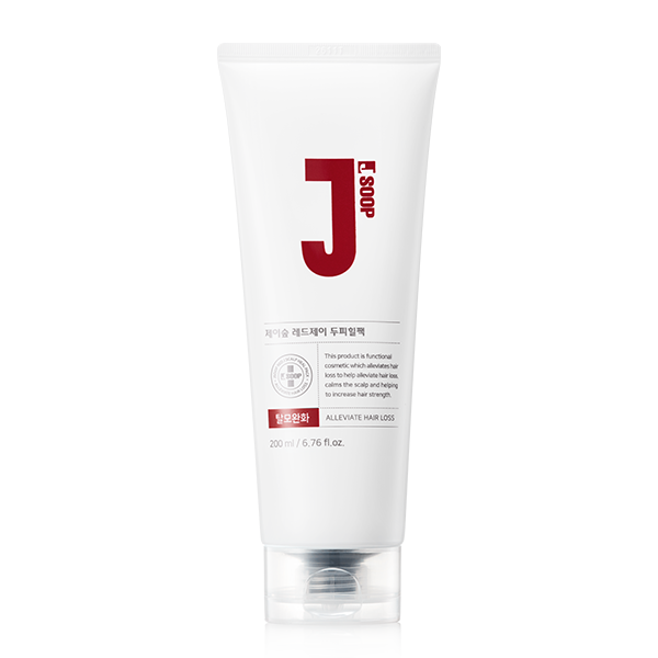 JSOOP<br>Red J Scalp Heal Pack