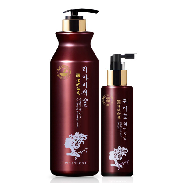 JSOOP<br>RIABICHECK SHAMPOO+Hair Tonic